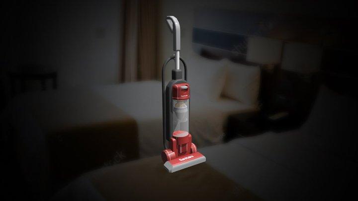 Vacuum 3D Model