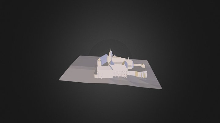 trebic test 3d 3D Model