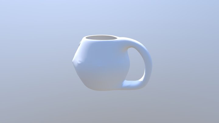 Monsterkopp 3D Model