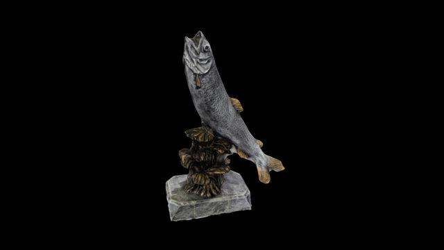 TRISTESSES FISH 3D Model