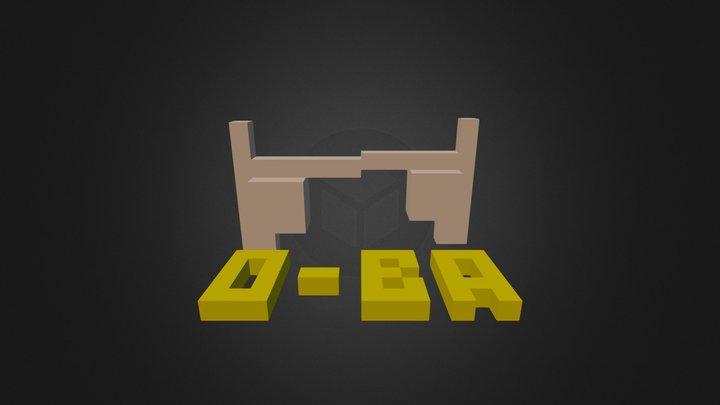 O-BA 3D Model
