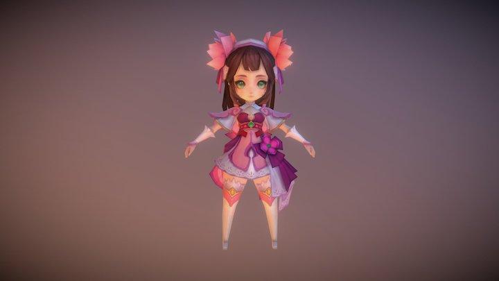 Daqiao 3D Model