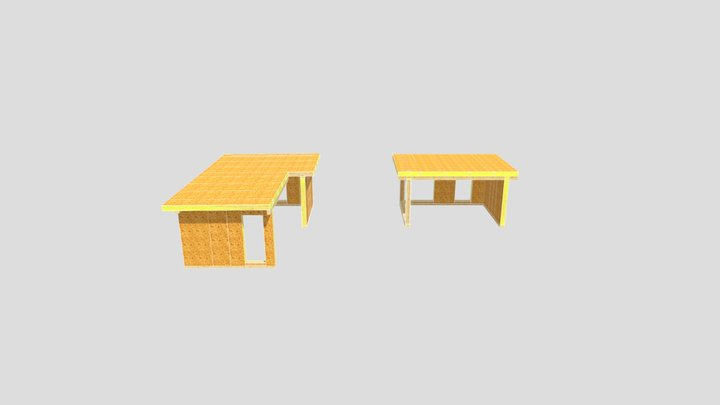 Windox - model 3D - 2021.07.21 3D Model