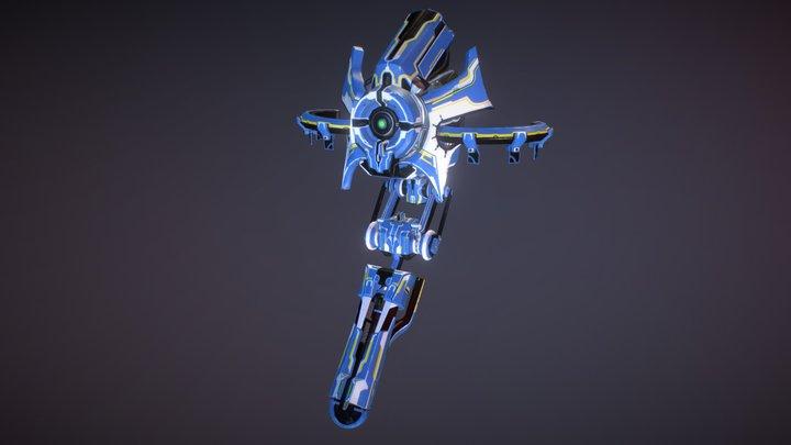 Pratura V4 3D Model