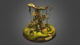 treewaypoint 3D Model