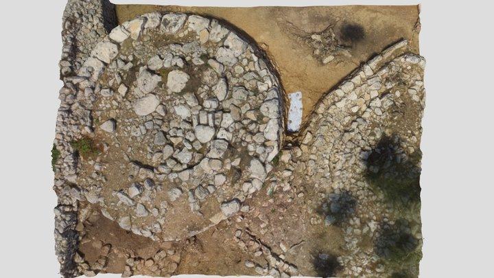 Jaciment talaiòtic de na Nova (Cala Llombards) 3D Model