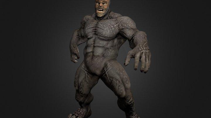 Marvels Rhino 3D Model