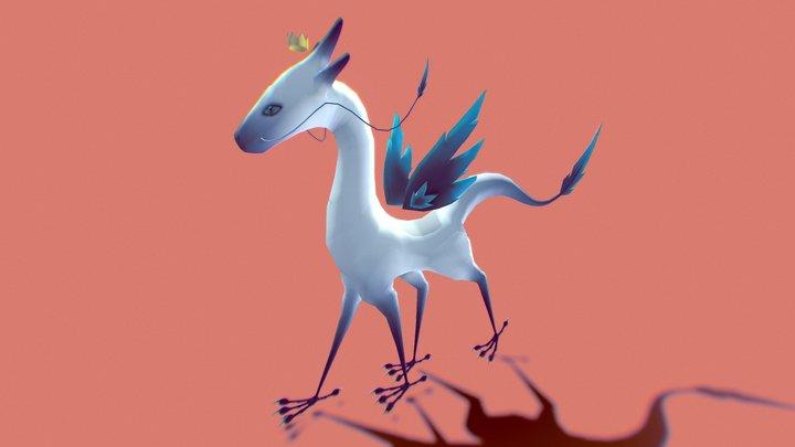 Dragon - Animated 3D Model