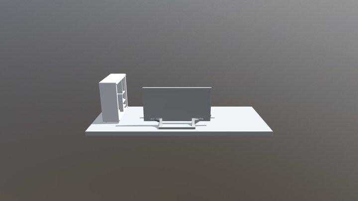 Noah's Setup Concept 3D Model