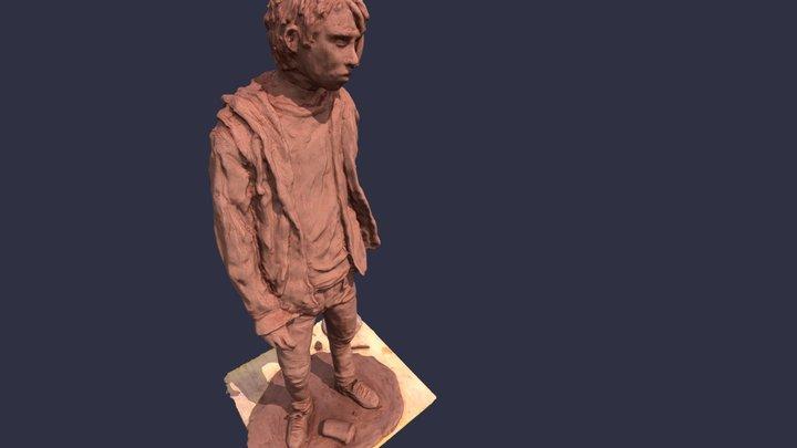 Life Sculpture Fall 2018, Figure 5 3D Model