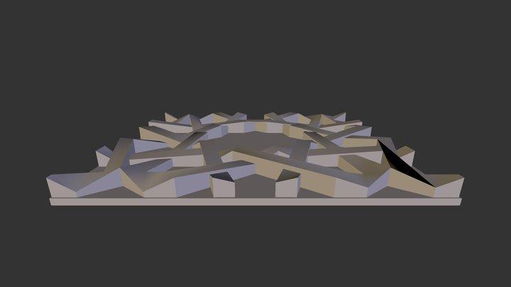 Acabados S 3D Model