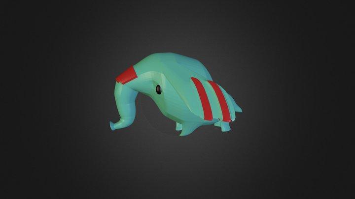 Phanphy 3D Model