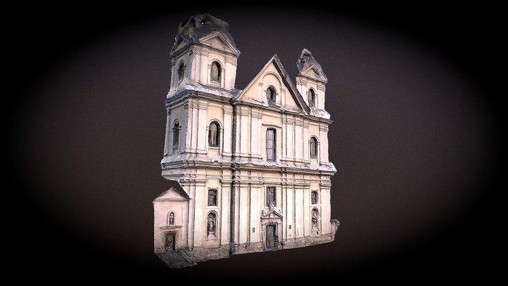 St. Michael's Church 3D Model