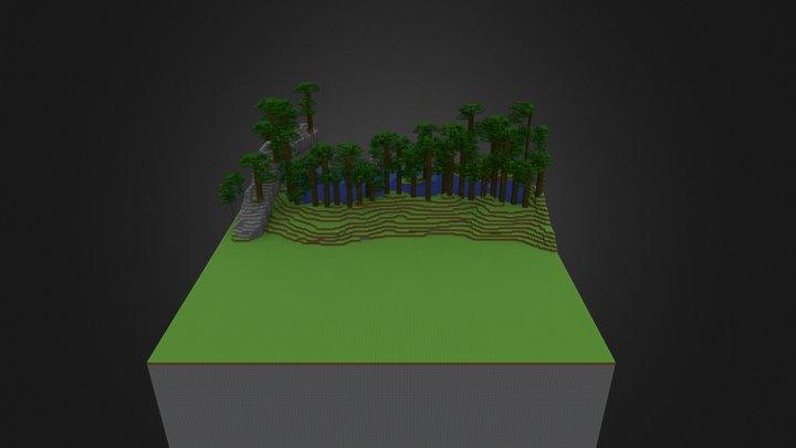 Jojo 3D Model