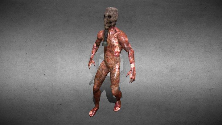 Psycho Seeker 3D Model