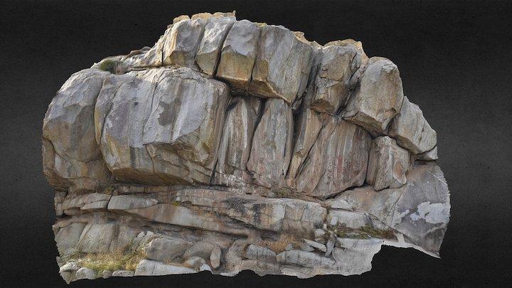 Kern River Pictographs