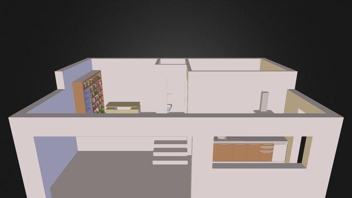 Apartament 3D Model
