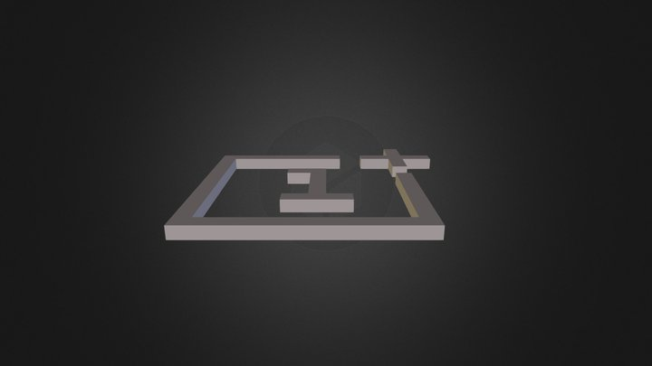 Oneplus One 3 D 3D Model
