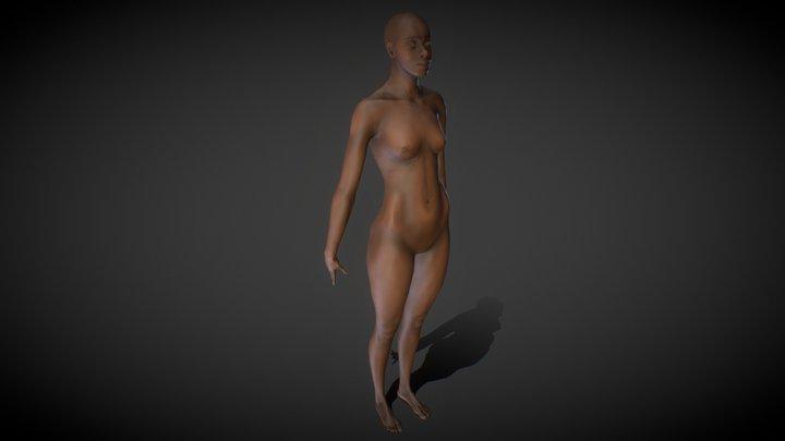 Full Body sculpt 3D Model