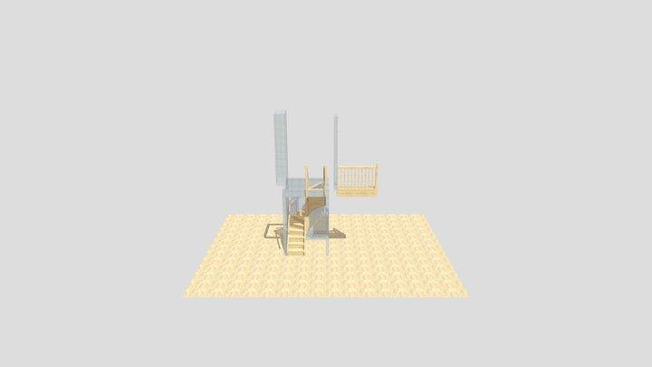 Greta Lillienau Rev B 3D Model