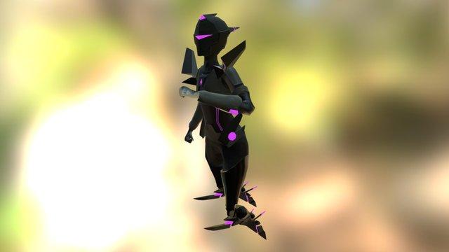 Runaway 3D Model