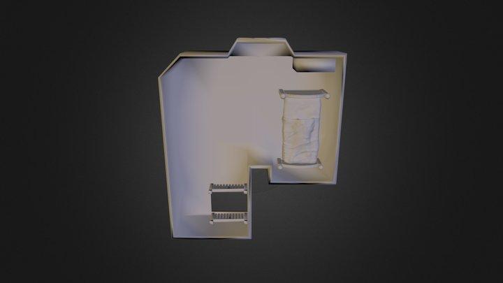 Chrono Room V02 3D Model