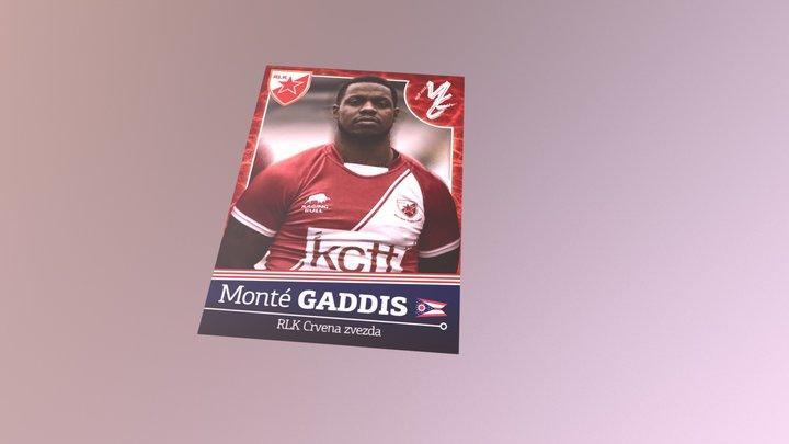 card1 3D Model