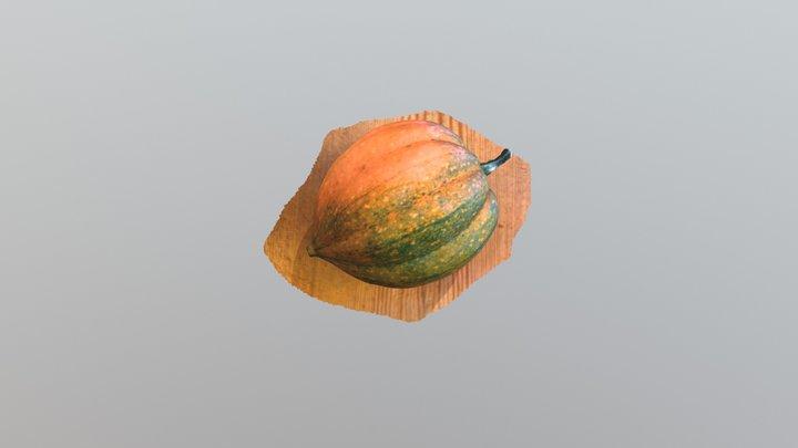 Acorn squash 3D Model