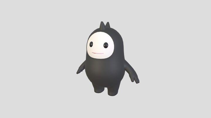 Mascot 014 3D Model