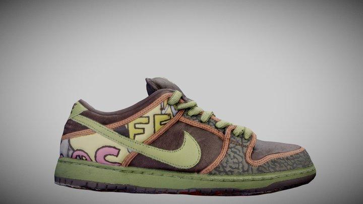 Nike SB Photoscan 3D Model