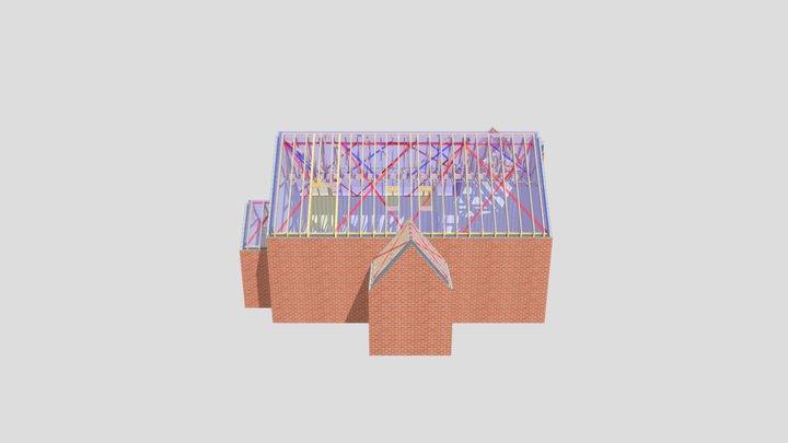 B07636AC 3D Model