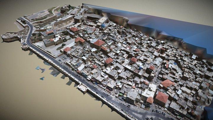 Old Acre (Akko) 3D Model