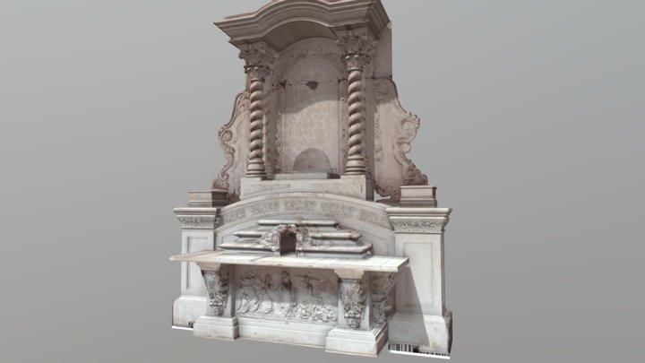 altar prueba 3D Model