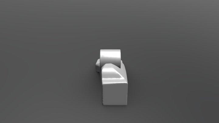 Bammes Basic Foot 3D Model