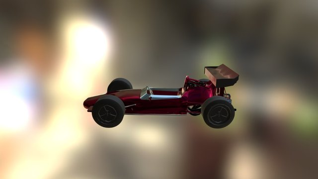 Mclaren 3D Model