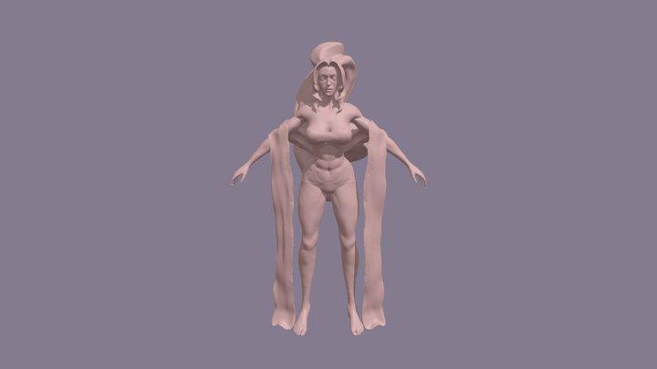 Character sculpt 2.0 [WIP] 3D Model