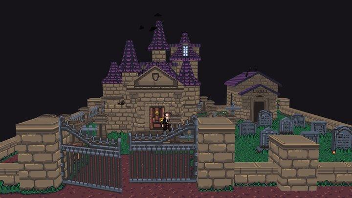 Awesome Pixel Art 3d Games @KoolGadgetz.com