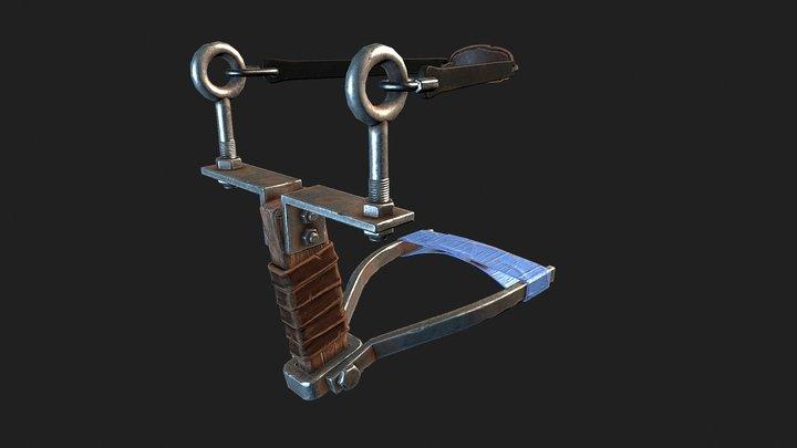 Slingshot - Rust Fan Art 3D Model