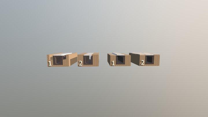 راهنمای نصب 3D Model