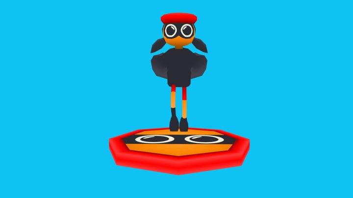Toy Troop - Smuggler 3D Model