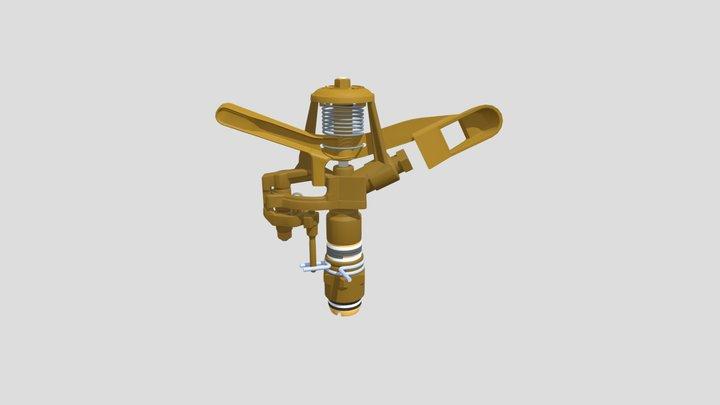 AG135 3D Model