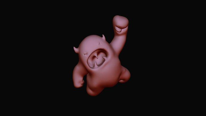 Melvin Sculpt Exercise 3D Model