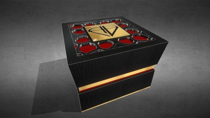 DREAMZ BOX 3D Model