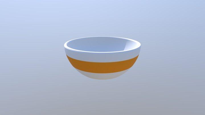 Bowl3 3D Model