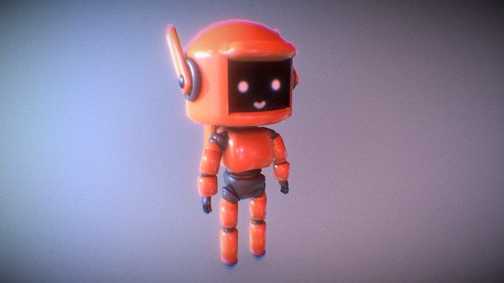 K-VRC Love, Death & Robots 3D Model