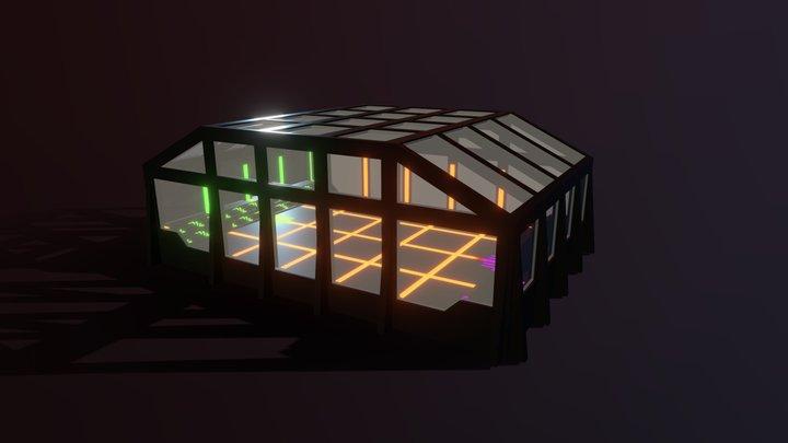 The Grid 3D Model