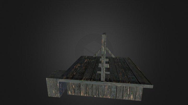 Verdugo2 3D Model