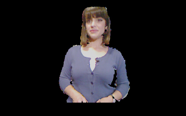 Sharon Miranda 3D Model