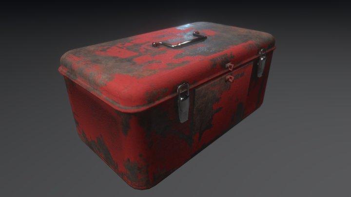 Toolbox 3D Model