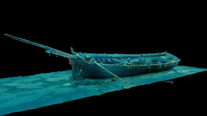 Sandusky 3D Model